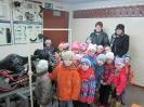 Экскурсия в автошколу маленьких гостей из детского сада № 26 «Журавушка»